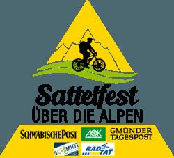 Sattelfest Radtour Logo